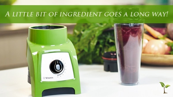 How does a Vitamix heat soup?